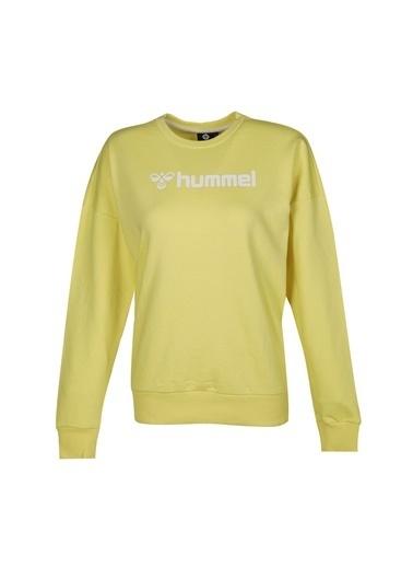 Hummel Kadın Sweatshirt Naomi 921113-5995 Sarı